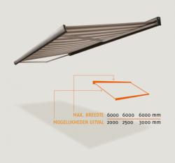 Aluminium zonwering